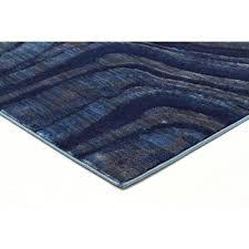 contemporary modern cool indigo lava waves design dreams floor