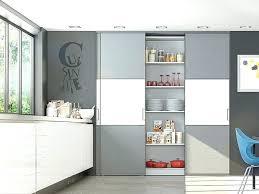 meuble cuisine porte coulissante porte coulissante de cuisine portes coulissantes cuisine 2 portes