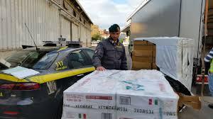 gdf si e social contrabbando operazione doblò gdf arresta 11 persone e sequestra