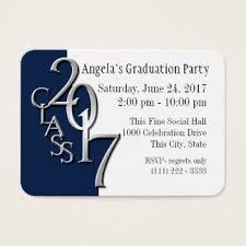 graduation business cards templates zazzle