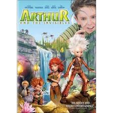 arthur invisibles dvd target