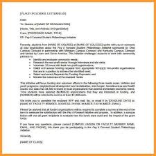 cover letter for funding proposal cover letter grant request