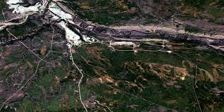 Map Of Fort Mcmurray Fort Mcmurray Ab Free Satellite Image Map 074d11 At 1 50 000