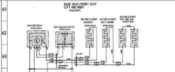 saab seat wiring diagram saab wiring diagrams instruction