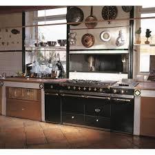 piano de cuisine lacanche fourneau lacanche cluny 1800 grande largeur 2 fours table de