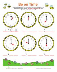 free worksheets telling time worksheets for grade 1 pdf free