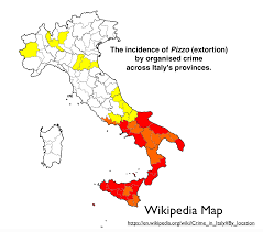 Map Of Southern Italy by Customizable Base Maps Of Italy Geocurrents
