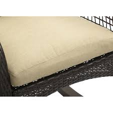 Rocking Bed Frame by Mainstays All Weather Woven Rocker Walmart Com