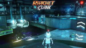 ratchet and clank ps4 damaged control room clank puzzle solution