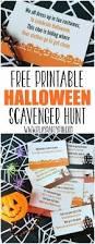 best 25 halloween scavenger hunt ideas on pinterest scavenger