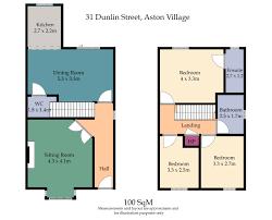 hp on floor plan 31 dunlin street floorplan sherry property