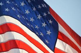 Red Flag Day Free Images Usa United States Of America Blue Stars And