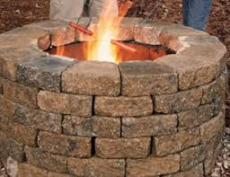 Fire Pit Backyard How To Build Your Own Fire Pit 6 Steps With Pictures