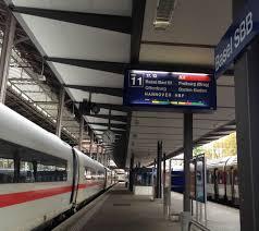 Basel Bad Bf Railweb Ch U2013 Unabhängige Beratung Für Den Eisenbahnsektor