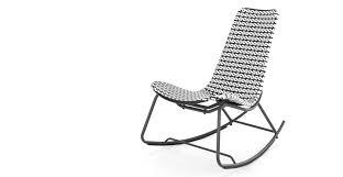 Garden Rocking Chair Uk Pya Garden Rocker Monochrome Made