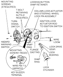 88 Ford Diesel Truck - how do i replace the ignition actuator on a 1988