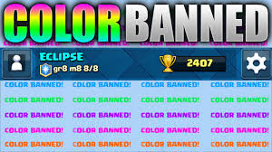 clash royale u2013 supercell banning u0027colored text u0027 no more colored