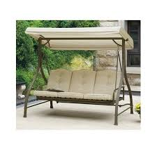 Swing Patio Chair Outdoor Patio Swing W Canopy Adjusts To Hammock Position Update