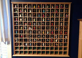 How To Build A Display Cabinet by Lego Mini Figures Display Case By Dave Haynes Lumberjocks Com