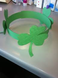 st patricks day crafts for kids to make yourself a shamrock