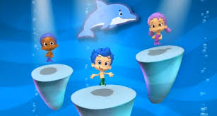 the diving dolphin dance bubble guppies wiki fandom powered by