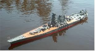 Naval Strike Maps Schlachtschiff Yamato Maßstab 1 200 Sudden Strike Maps