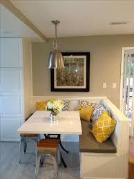 Contemporary Kitchen New Compact Corner Kitchen Table Dining - Corner booth kitchen table
