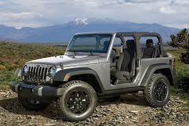 jeep wrangler garage jeep wrangler named most vehicles gas
