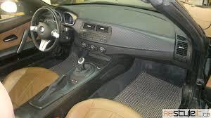 bmw z4 toronto bmw z4 interior vehicle customization shop vinyl car wrap