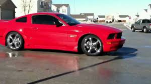 mustang 2006 for sale 2006 ford mustang gt premium for sale