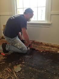 removing linoleum scraping up linoleum restoring wood floors