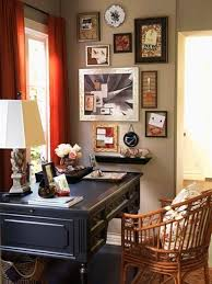 Decor Modern Home Best 25 Vintage Home Offices Ideas On Pinterest Vintage Office