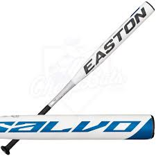 pitch bats 2015 easton salvo scandium slowpitch softball bat usssa end