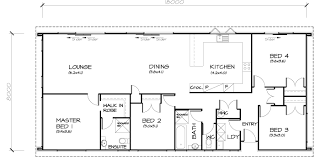 open house plans 4 bedroom transportable homes floor plans