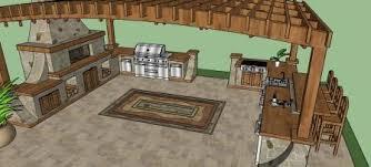 Outdoor Kitchen Designer by Outdoor Kitchen Design Center Frame Plans Bbq Designs Ideas