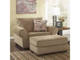 Ottoman Armchair Furniture Armchair And Ottoman Chair And A Half With Ottoman