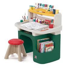 step 2 easel desk kids art desks easels step2 uk official