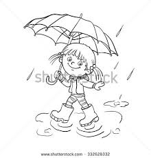 umbrella outline stock images royalty free images u0026 vectors