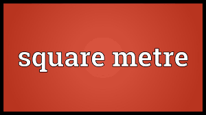 square metre meaning youtube