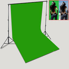 backdrop stand photo studio backdrop chroma key screen background stand kit comxuk