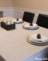 Rustic Glam Home Decor Rustic Glam Tablescape Mommy Suite