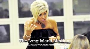 is long island medium hair a wig the medium is not the messenger wired