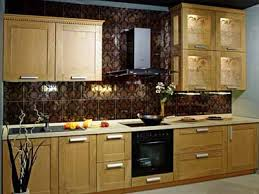 Light Wood Kitchen Cabinets by Charming Modern Kitchens Pros Of Wood Kitchen Cabinets