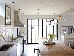 kitchen dreamy kitchen table lighting with dining room pendant