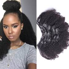 gray hair pieces for american clip in curly hair extensions african american clip in hair