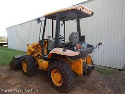 1998 jcb 212su series 2 loader tractor item dk9915 thurs