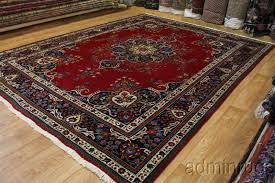 overwhelming floral red tabriz persian wool oriental area rugs