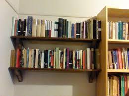shelving diy wall mounted bookshelves wonderful wall hung