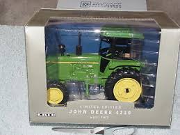 deere ribbon ertl 1 16 deere 4230 iowa state fair blue ribbon fwa tractor