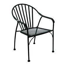 Black Iron Patio Chairs Patio Ideas Black Wrought Iron Slat Patio Chair Wrought Iron